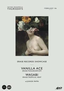 Vanila Ace / Wasabi & Junior Pappa