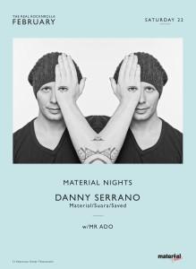 Material Nights - Danny Serrano