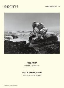 JOSE AMBA, TEO MAVROPOULOS