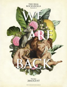 WE ARE BACK - SEASON 6