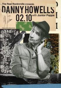 Danny Howells Poster