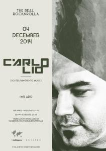Carlo Lio flyer