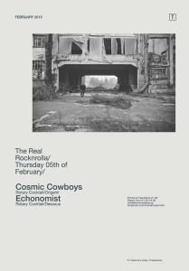 Cosmic Cowboys