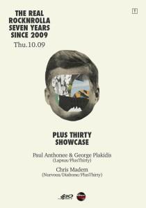 Plus Thirty Showcase