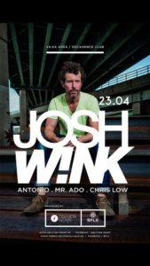 Josh Wink Poster